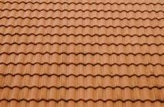 Roofing Work - Clay Roof Tiles