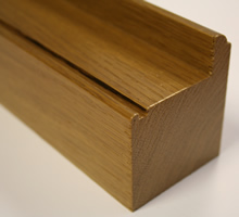 European oak Hardwood Windows and Hardwood Doors