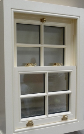 Hardwood Windows sliding sash