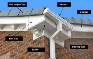 Just a Quote - Illustration of roofline products