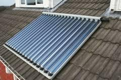 Renewable Energy - Solar Thermal Water Heating Systems