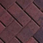 Types of Block Paving - Rectangular block paving 200 mm x 100 mm