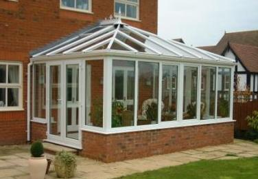 Edwardian Conservatories - Edwardian Conservatory - Finished Conservatory