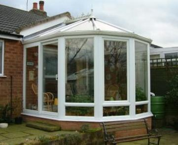 Victorian Conservatories - Five Facet Victorian Conservatory - Finished Conservatory
