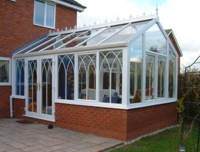 Gable Conservatories - Gable Conservatory - Finished Conservatory