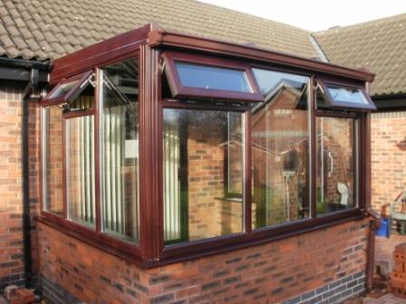 Conservatories and Orangeries, Sun Lounge Conservatories - Finished Conservatory