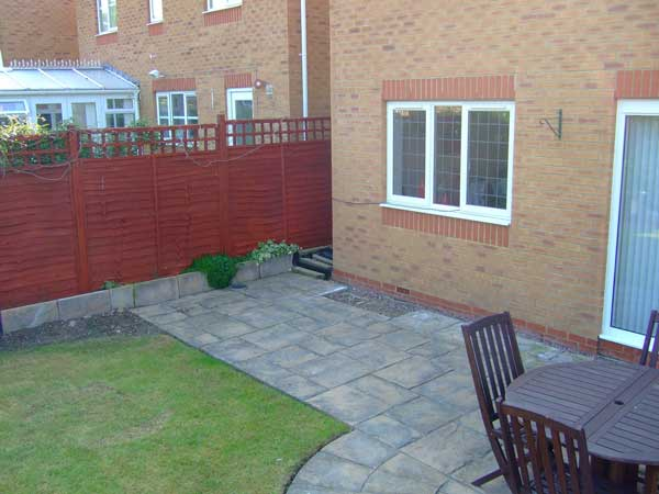 DIY Conservatories - Prior to Installation of the Durabase System