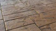 Pattern Imprinted Concrete Colours and Patterns - Large Ashlar Slate
