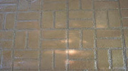 Pattern Imprinted Concrete Colours and Patterns - New Brick Basketweave