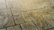Pattern Imprinted Concrete Colours and Patterns - Random Ashlar Stone