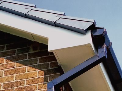 Roofline Products - uPVC Dry Verges