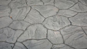 Pattern Imprinted Concrete Colours and Patterns - Split Rubble Stone