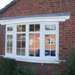 uPVC Windows - Bow Windows