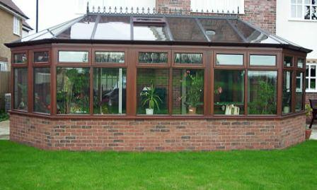 Ten Things to Consider about Conservatories - Hardwood Gullwing Conservatory