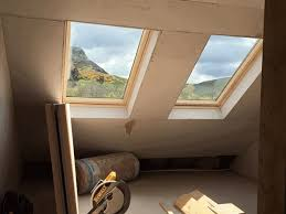 Loft Conversion - Velux Windows