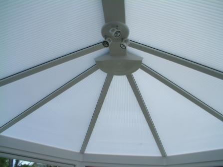 Ten Things to Consider about Conservatories - Spot Lights on the Conservatory Ridge