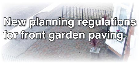 Planning Permission for Driveways