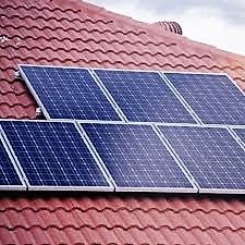 Renewable Energy Solar PV Panels
