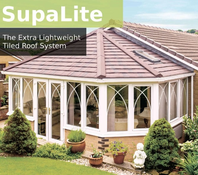 Replacement Conservatory Roof - Supalite™ Tiled Conservatory Roofs