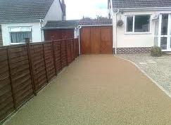 Resin and Aggregate Driveways