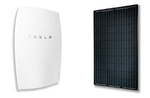 Solar PV and Battery Storage