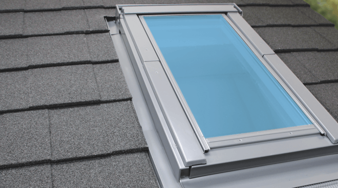 The Supalite™ Tiled Replacement Conservatory Roof - Roof Vents