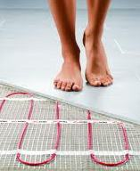 Ten Things to Consider about Conservatories - Underfloor Heating and Tiles