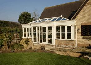 Orangeries - White Orangery showing the Deep Fascia