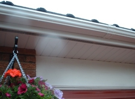 Roofline Products - uPVC Fascia, Soffit and Gutter