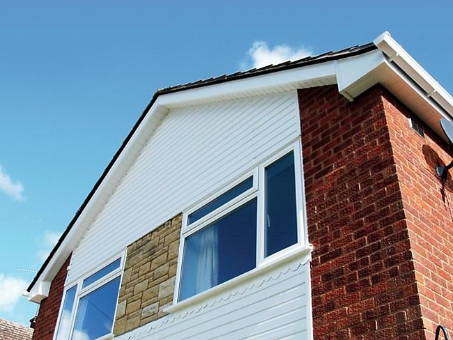 Roofline Products - uPVC Cladding