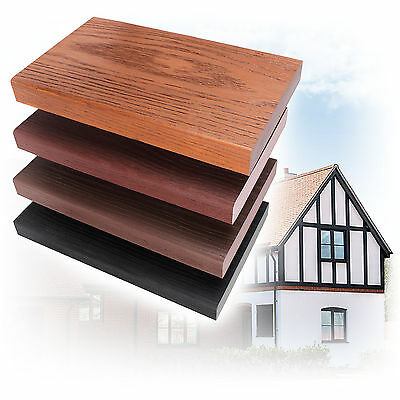 Roofline Products - uPVC Mock Tudor Boards